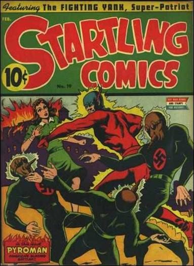 Startling Comics (1940) 19-A by Nedor