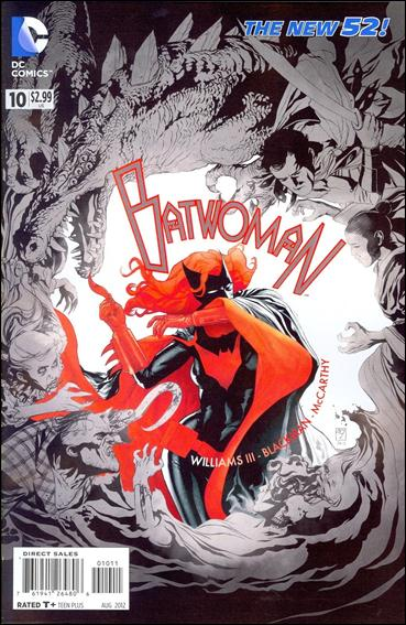 Batwoman 10-A by DC