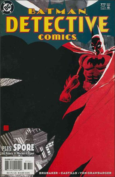 Detective Comics (1937) 777-A by DC