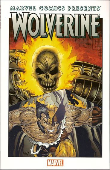 Marvel Comics Presents: Wolverine 4-A by Marvel