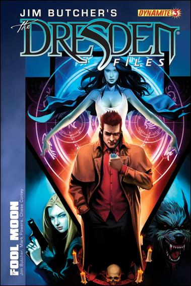 Jim Butcher's The Dresden Files: Fool Moon 3-A by Dynamite Entertainment