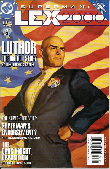 Superman: Lex 2000 1-A by DC