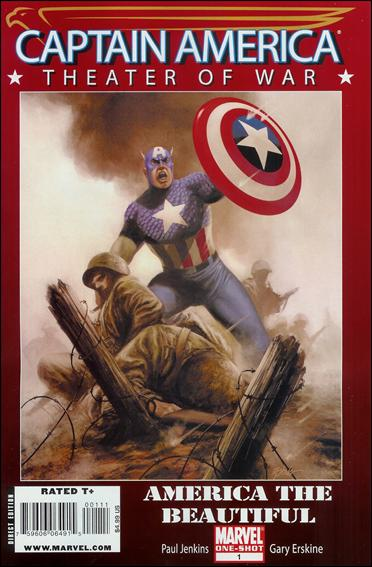 Captain America Theater of War: America the Beautiful 1-A by Marvel