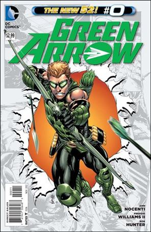 Green Arrow (2011) 0-A
