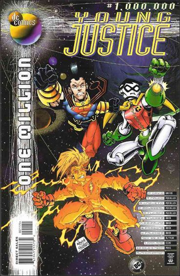 Young Justice (1998) 1,000,000-A by DC