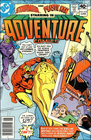 Adventure Comics (1938) 472-A by DC