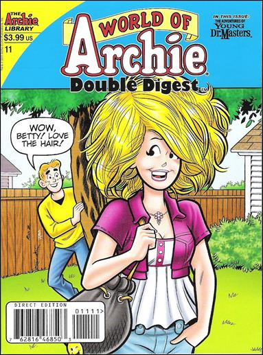 World of Archie Double Digest 11-A by Archie