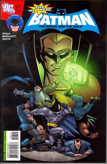All-New Batman: Brave and the Bold 7-A by DC