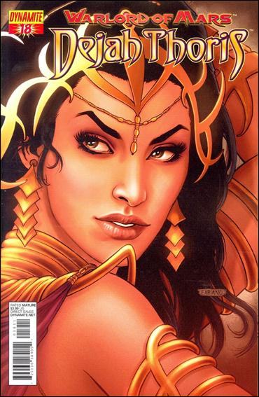 Warlord of Mars: Dejah Thoris 18-B by Dynamite Entertainment