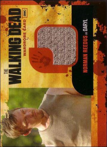 Walking Dead (Wardrobe Subset) M11-A by Cryptozoic Entertainment