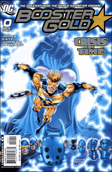 Booster Gold (2007) 0-A by DC