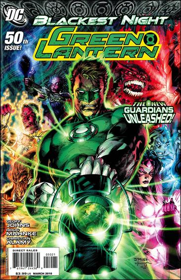 Green Lantern (2005) 50-B by DC