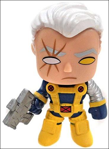 X-Men Mystery Minis Cable Gamestop Exclusive by Funko