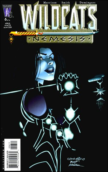 Wildcats: Nemesis 6-A by WildStorm