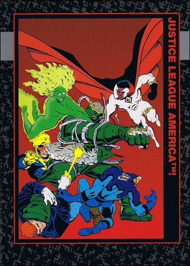 Doomsday: The Death of Superman (Base Set) 14-A by SkyBox
