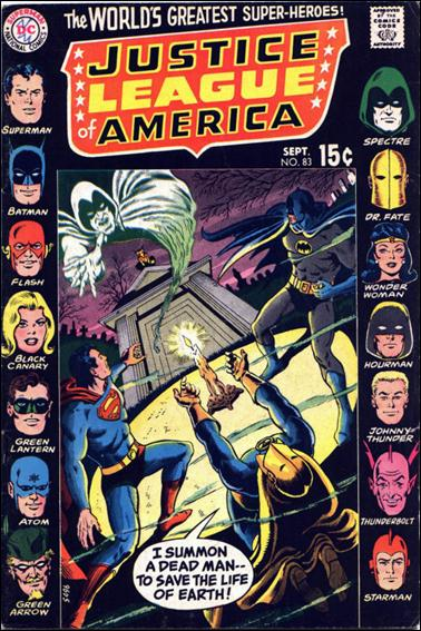 Justice League of America (1960) 83-A by DC