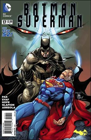Batman/Superman 17-A