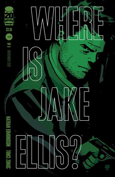 Where is Jake Ellis? 1-A by Image