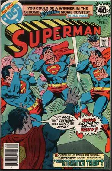 Superman (1939) 332-A by DC