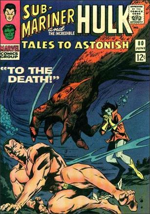 Tales to Astonish (1959) 80-A
