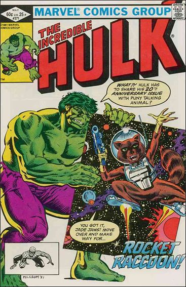Incredible Hulk (1968) 271-A by Marvel