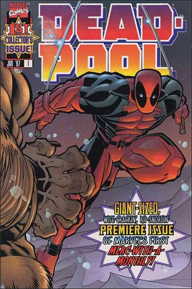 Deadpool (1997) 1-A by Marvel