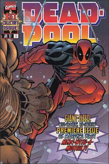 Deadpool (1997) 1-A by Marvel