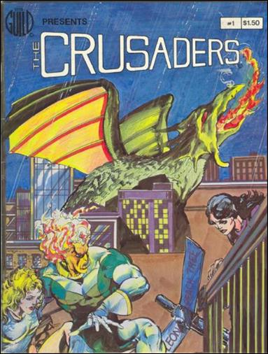 Crusaders (1983) 1-A by Guild