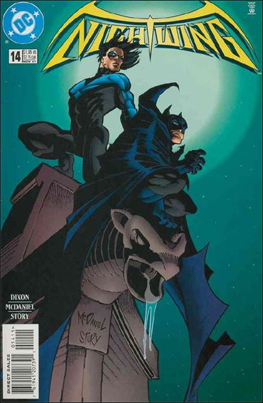 Nightwing (1996) 14-A by DC