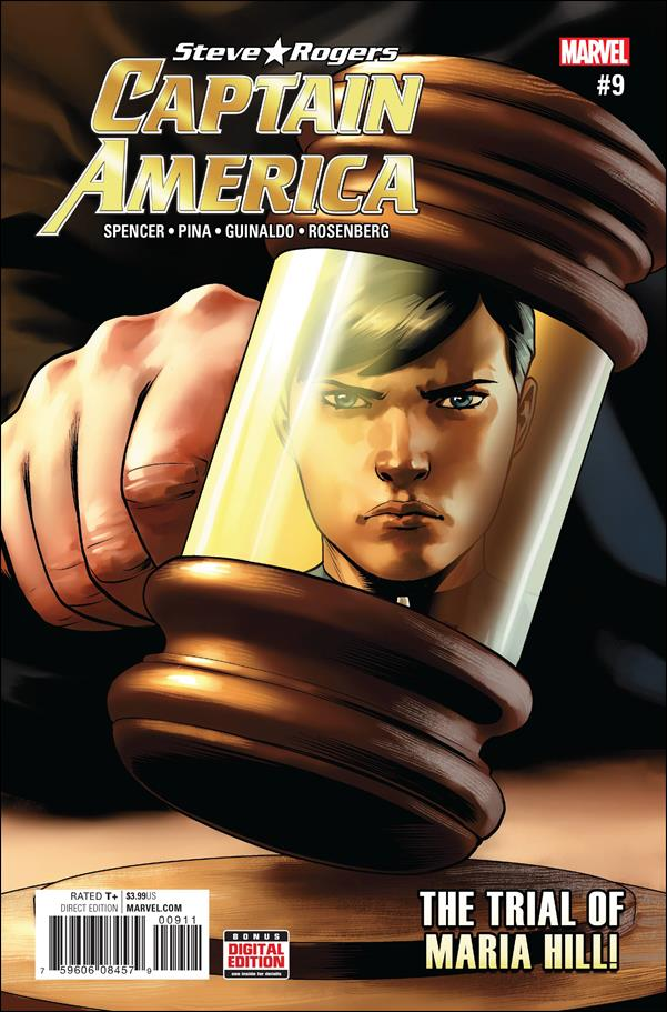 Captain America: Steve Rogers 9-A by Marvel