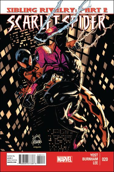 Scarlet Spider (2012) 20-A by Marvel