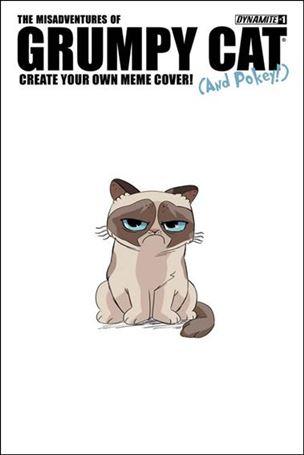 Grumpy Cat 1-F