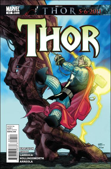 Thor (1966) 621-A by Marvel