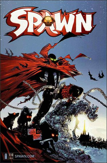 Spawn 110-A by Image
