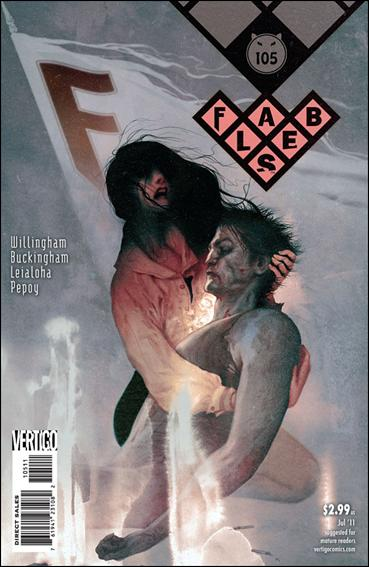 Fables 105-A by Vertigo