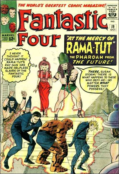 Fantastic Four (1961) 19-A by Marvel