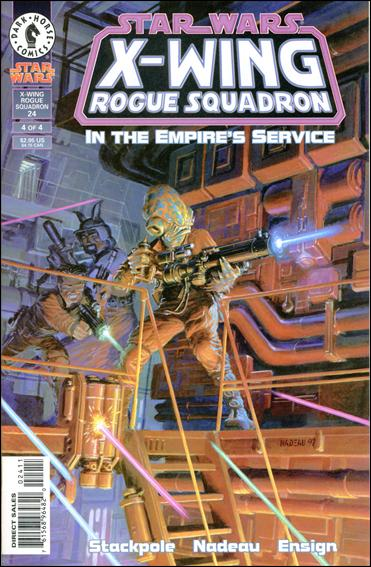 Star Wars: X-Wing Rogue Squadron 24-A by Dark Horse