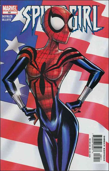 Spider-Girl (1998) 80-A by Marvel