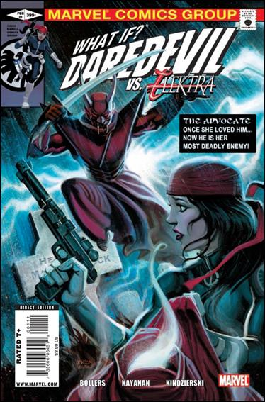 What If? Daredevil vs Elektra 1-A by Marvel