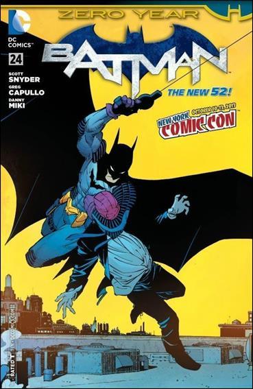 Batman (2011) 24-F by DC