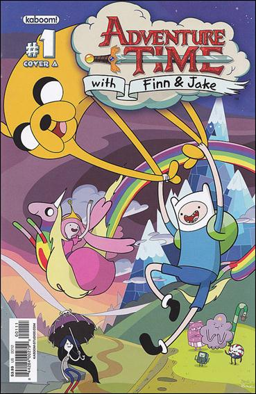Adventure Time 1-A by Kaboom!