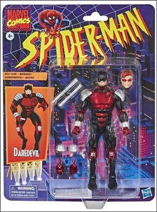 Marvel Legends Retro (Spider-Man Series) Daredevil