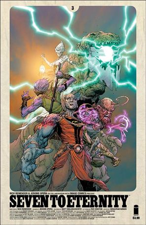 Seven to Eternity 3-A