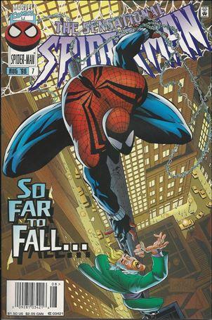 Sensational Spider-Man (1996) 7-B