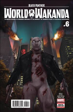 Black Panther: World of Wakanda 6-A