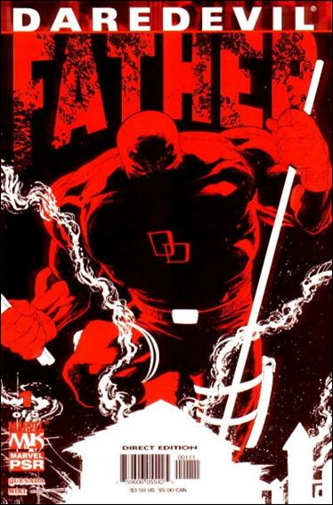 Daredevil: Father 1-A by Marvel