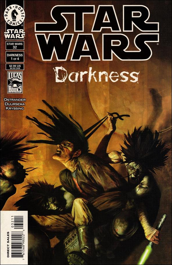 Star Wars/Star Wars Republic 32-A by Dark Horse