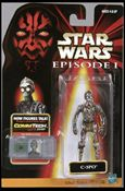"Star Wars: Episode I 3 3/4"" Basic Action Figures C-3PO (No Logos)"