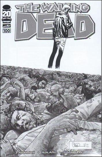 Walking Dead (2003) 100-J by Skybound Entertainment