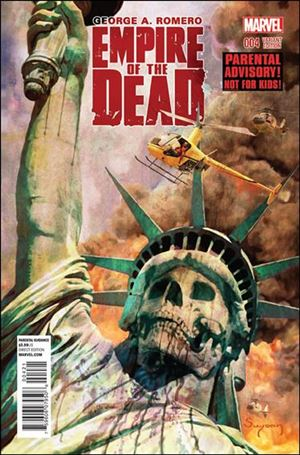 George Romero's Empire of the Dead: Act One 4-B
